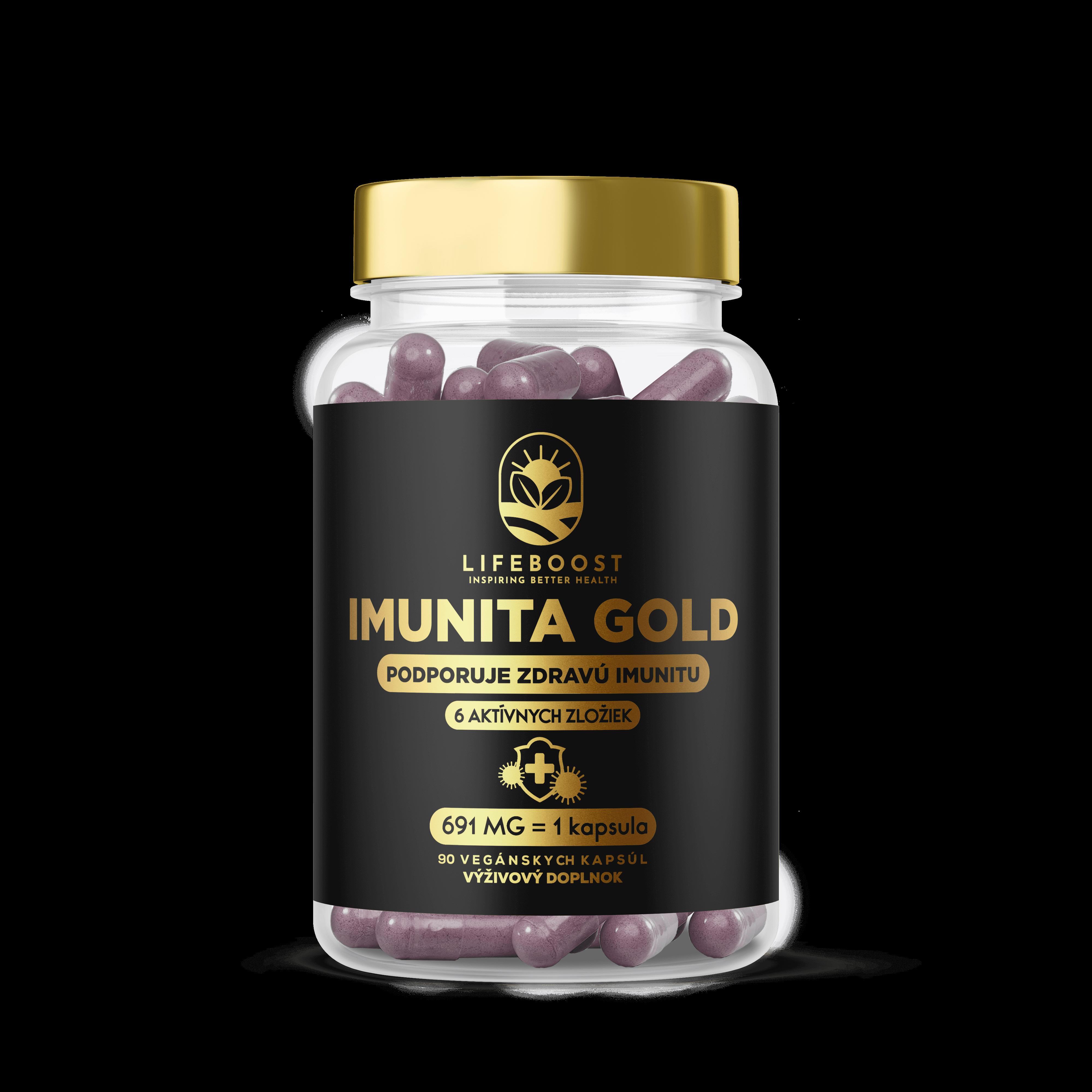 LIFEBOOST® IMUNITA GOLD
